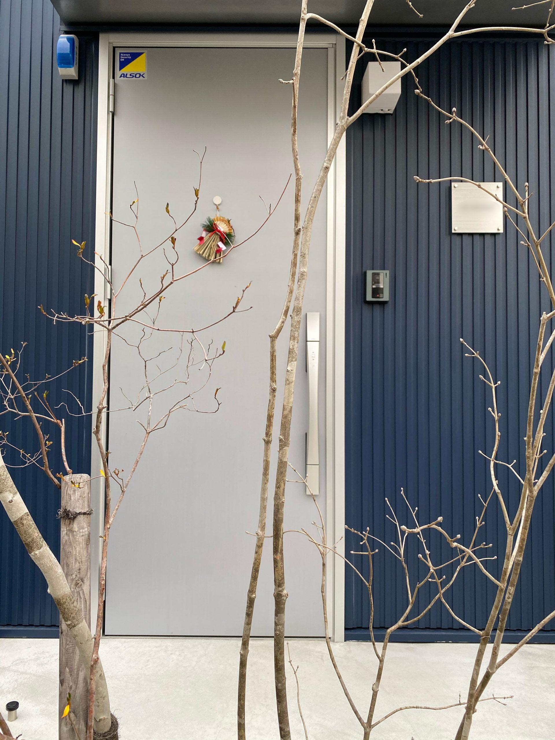 ドア キーレス 玄関